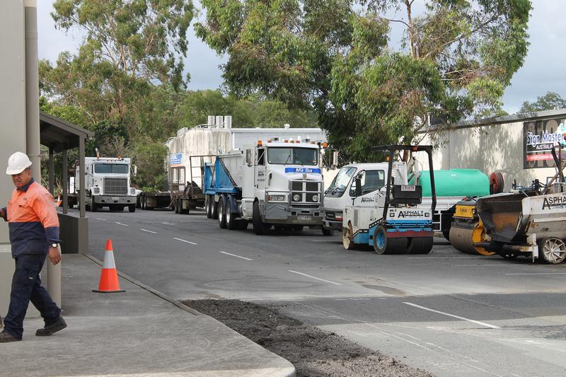 professional asphalt services for potholes