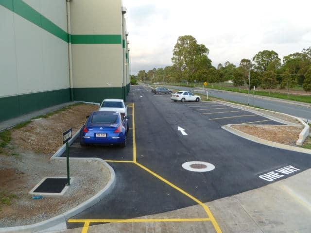 Asphalt Carpark Brisbane