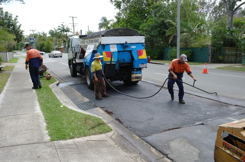 professional asphalt services for Resurfacing