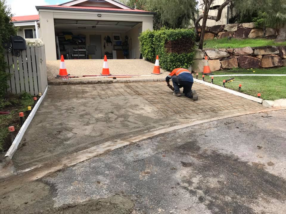 ACC - Concrete Driveway 1