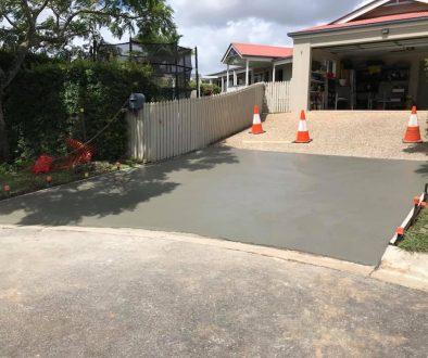 ACC - Concrete Driveway 2